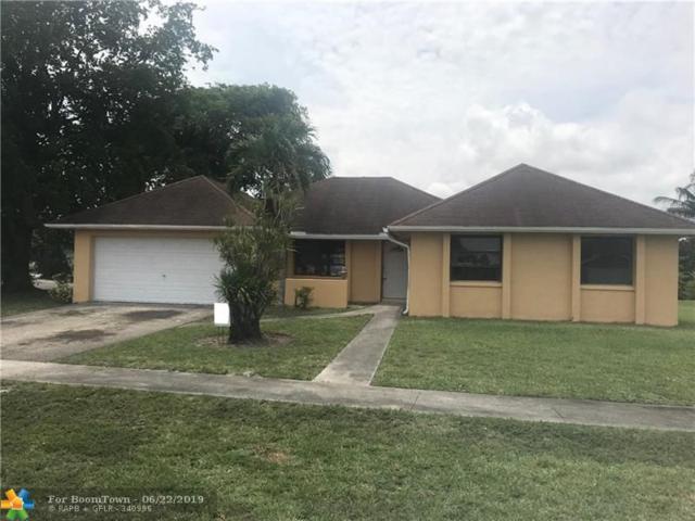 3598 SW 69th Way, Miramar, FL 33023 (MLS #F10181755) :: Green Realty Properties