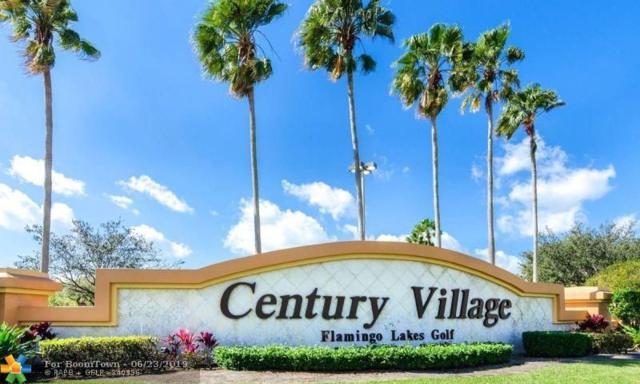 800 SW 137th Ave #214, Pembroke Pines, FL 33027 (MLS #F10181810) :: Green Realty Properties