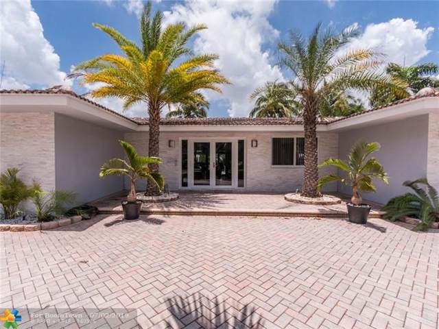 5301 Bayview Dr, Fort Lauderdale, FL 33308 (MLS #F10181842) :: The Paiz Group
