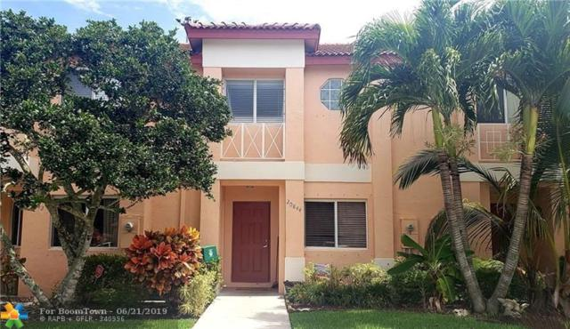 20844 NW 1st St, Pembroke Pines, FL 33029 (MLS #F10181878) :: Green Realty Properties