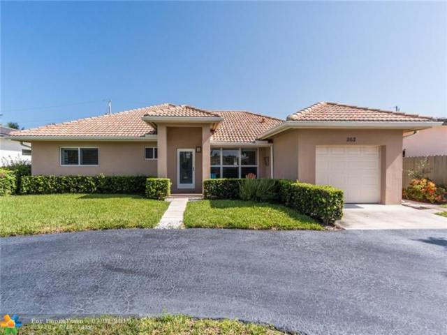 262 Algiers Ave, Lauderdale By The Sea, FL 33308 (MLS #F10181894) :: The O'Flaherty Team