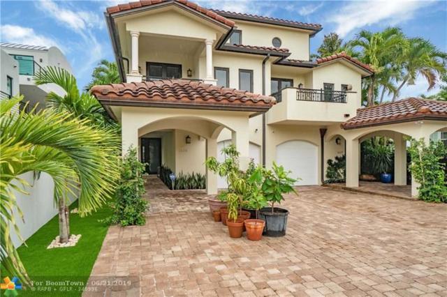 1625 NE 1st St, Fort Lauderdale, FL 33301 (#F10181911) :: Weichert, Realtors® - True Quality Service