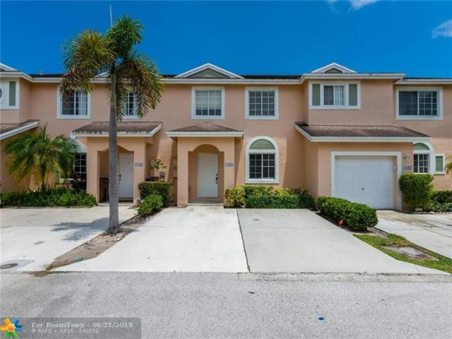 1158 SW 44th Ave, Deerfield Beach, FL 33442 (MLS #F10181926) :: The Paiz Group