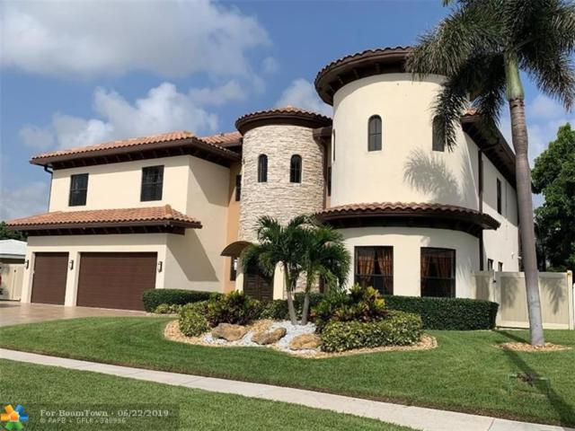 4901 NE 27th Ter, Lighthouse Point, FL 33064 (MLS #F10181972) :: Castelli Real Estate Services