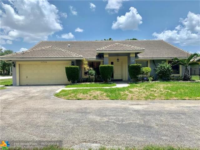 11724 NW 28th Ct, Coral Springs, FL 33065 (MLS #F10182025) :: United Realty Group