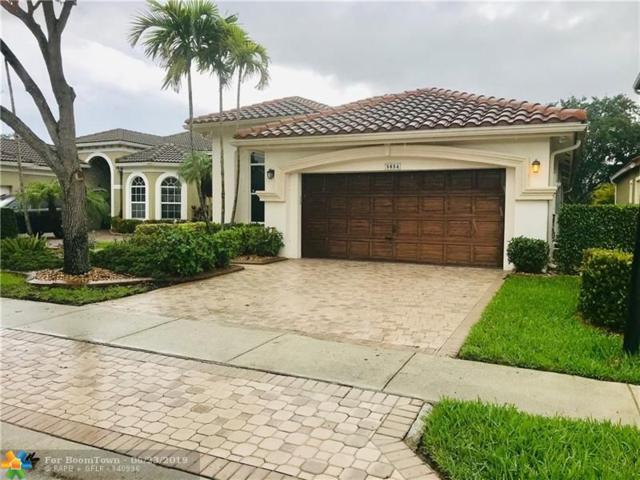5854 NW 126th Ter, Coral Springs, FL 33076 (MLS #F10182030) :: United Realty Group