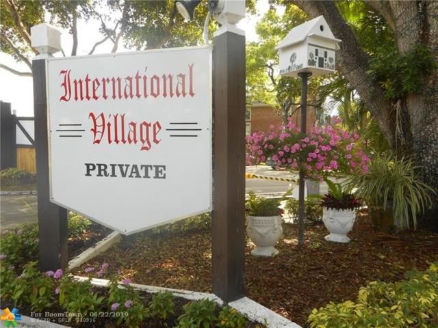 3650 Inverrary Dr 1 J, Lauderhill, FL 33319 (MLS #F10182039) :: Green Realty Properties