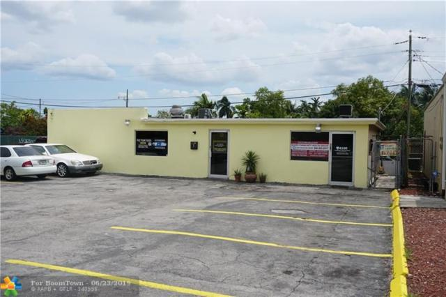 6100 Johnson St, Hollywood, FL 33024 (MLS #F10182059) :: Green Realty Properties