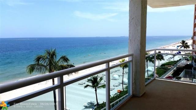 3900 Galt Ocean Dr #401, Fort Lauderdale, FL 33308 (MLS #F10182064) :: Green Realty Properties