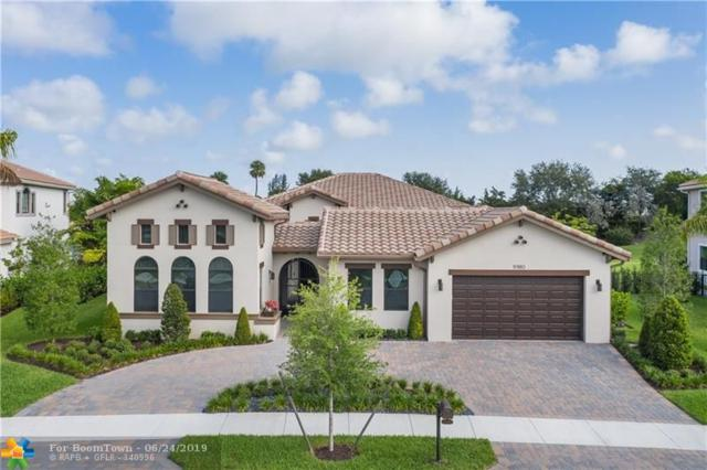 9980 Bay Leaf Ct, Parkland, FL 33076 (#F10182112) :: Weichert, Realtors® - True Quality Service