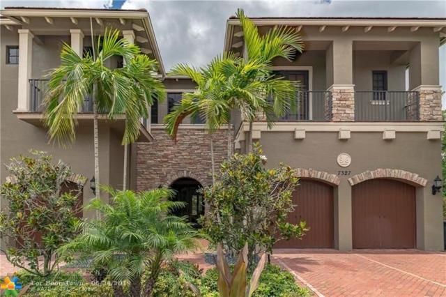 7327 Wisteria Ave, Parkland, FL 33076 (#F10182144) :: Weichert, Realtors® - True Quality Service