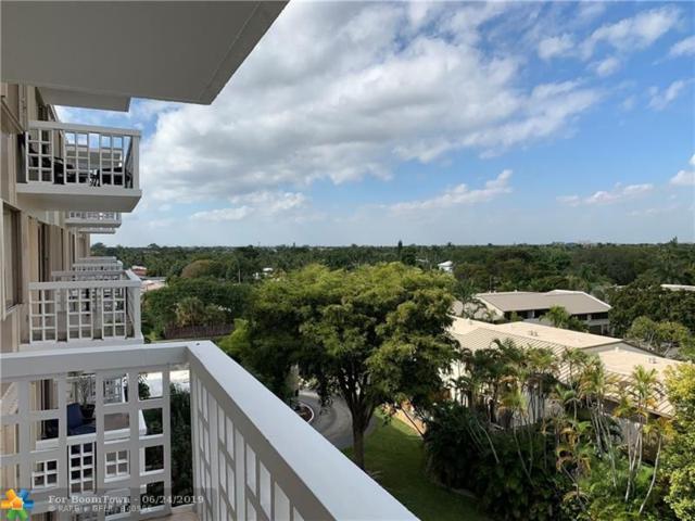 1831 NE 38th St #609, Oakland Park, FL 33308 (MLS #F10182186) :: Castelli Real Estate Services