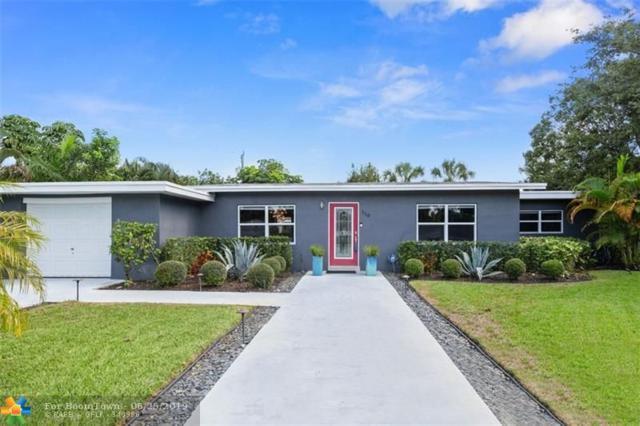 119 NE 28th Ct, Wilton Manors, FL 33334 (MLS #F10182272) :: Castelli Real Estate Services