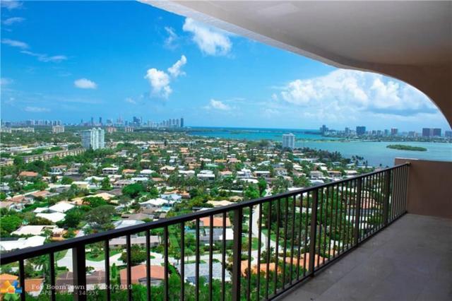 1800 NE 114th St, Miami, FL 33181 (MLS #F10182281) :: Berkshire Hathaway HomeServices EWM Realty