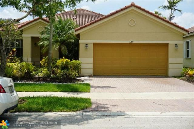 689 Nandina Dr, Weston, FL 33327 (MLS #F10182292) :: Castelli Real Estate Services