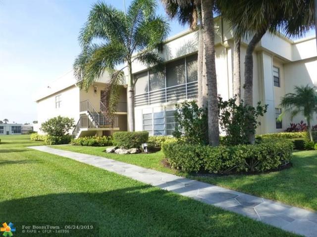 78 Piedmont B #78, Delray Beach, FL 33484 (#F10182300) :: Weichert, Realtors® - True Quality Service