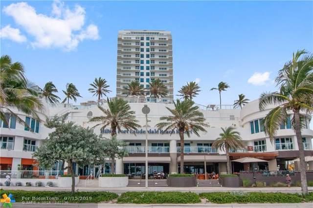 505 N Fort Lauderdale Beach Blvd #702, Fort Lauderdale, FL 33304 (MLS #F10182358) :: Berkshire Hathaway HomeServices EWM Realty