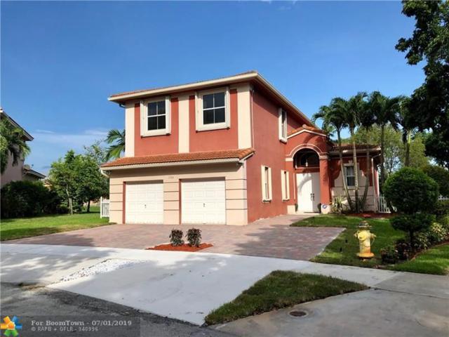 2385 SW 131st Ave, Miramar, FL 33027 (MLS #F10182445) :: Green Realty Properties