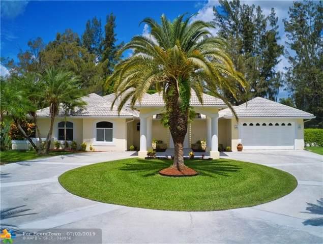 2131 SW 113th Ave, Davie, FL 33325 (MLS #F10182460) :: Green Realty Properties