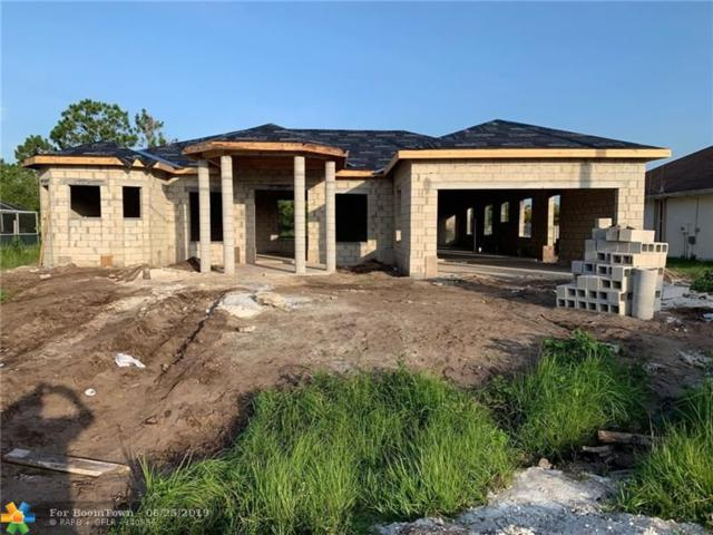 5810 NW Coosa Dr, Port Saint Lucie, FL 34986 (MLS #F10182462) :: Green Realty Properties