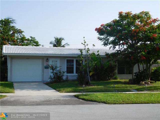 1015 SE 6th St, Deerfield Beach, FL 33441 (MLS #F10182619) :: Green Realty Properties