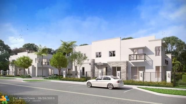 815 NE 17TH AVE #8, Fort Lauderdale, FL 33304 (MLS #F10182638) :: Green Realty Properties
