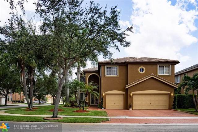 16381 SW 15th St, Pembroke Pines, FL 33027 (MLS #F10182650) :: Green Realty Properties