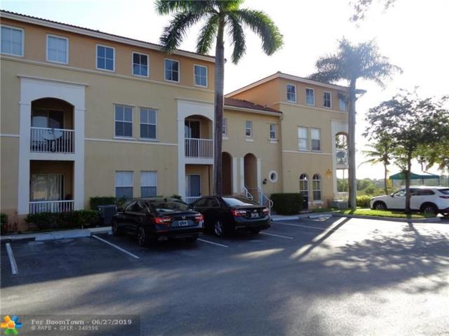 4361 SW 160th Ave #208, Miramar, FL 33027 (MLS #F10182717) :: Green Realty Properties