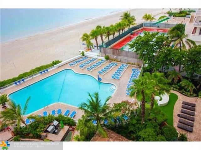 4040 Galt Ocean Dr #700, Fort Lauderdale, FL 33308 (MLS #F10182796) :: Patty Accorto Team