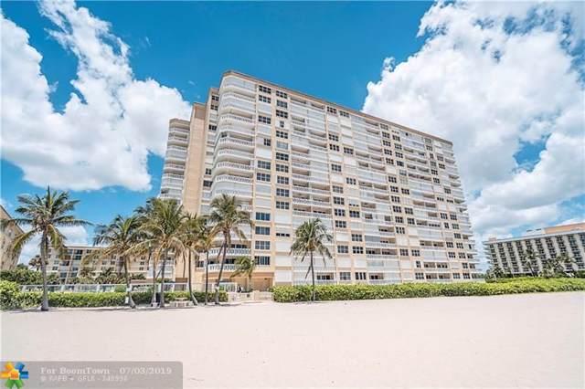 1012 N Ocean Blvd #211, Pompano Beach, FL 33062 (#F10182823) :: Posh Properties