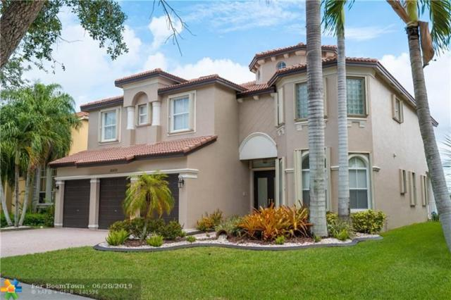 16459 SW 54th Ct, Miramar, FL 33027 (MLS #F10182856) :: Green Realty Properties