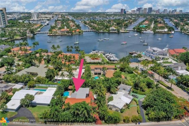 1511 Seabreeze Blvd, Fort Lauderdale, FL 33316 (MLS #F10182880) :: Laurie Finkelstein Reader Team