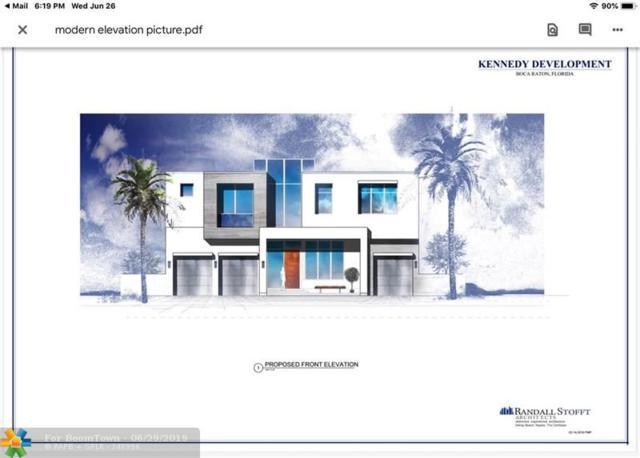 245 NE Spanish Ct, Boca Raton, FL 33432 (MLS #F10182937) :: Green Realty Properties