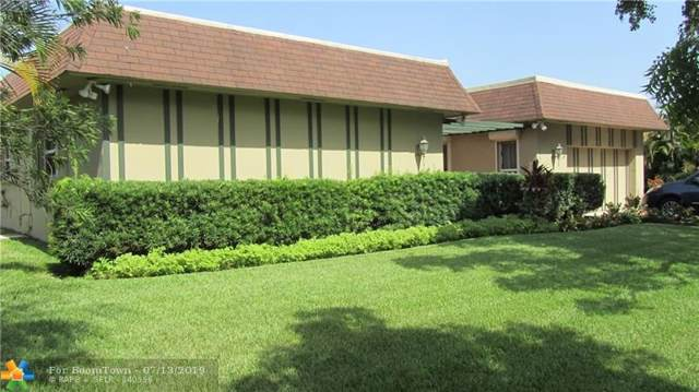 1640 Sw 67 Ave, Plantation, FL 33317 (MLS #F10183015) :: Berkshire Hathaway HomeServices EWM Realty