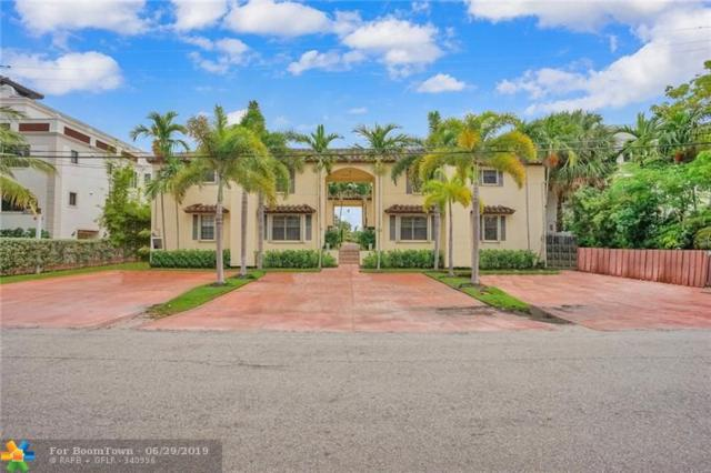 1524 SE 12th St #5, Fort Lauderdale, FL 33316 (MLS #F10183026) :: The O'Flaherty Team