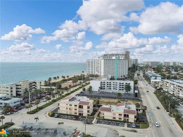 4140 N Ocean Dr 202E, Lauderdale By The Sea, FL 33308 (MLS #F10183125) :: GK Realty Group LLC