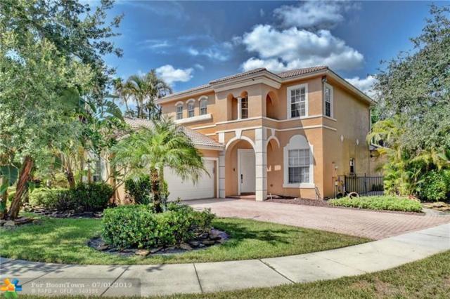 5892 NW 120th Terrace, Coral Springs, FL 33076 (MLS #F10183180) :: Green Realty Properties
