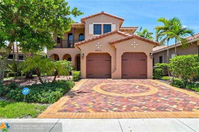 9544 Ginger Ct, Parkland, FL 33076 (MLS #F10183203) :: The O'Flaherty Team