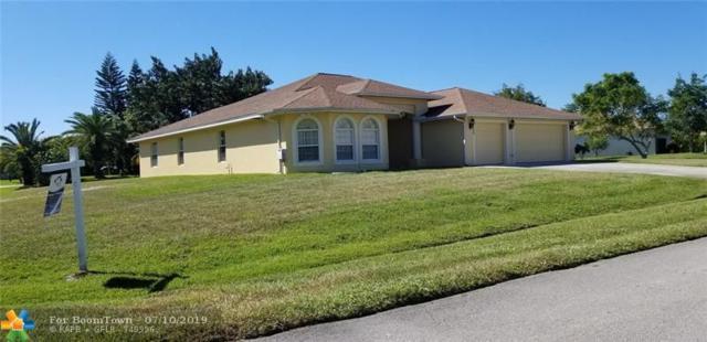 100 SW Lion Ln, Port Saint Lucie, FL 34953 (MLS #F10183304) :: Berkshire Hathaway HomeServices EWM Realty