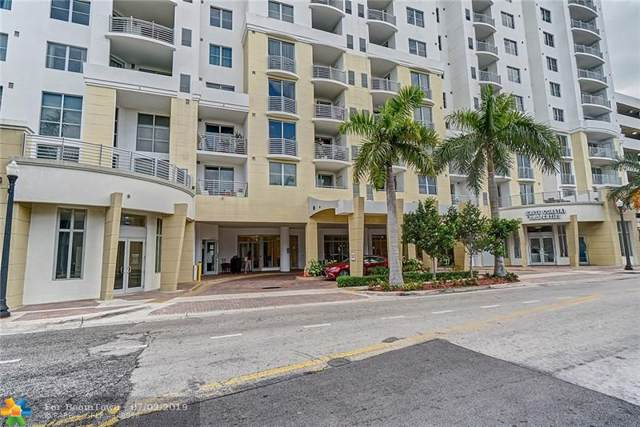 1830 Radius Dr #813, Hollywood, FL 33020 (MLS #F10183346) :: Green Realty Properties