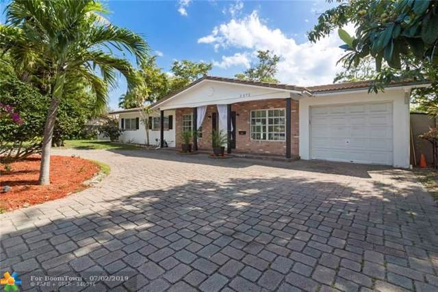 2572 NE 26th St, Fort Lauderdale, FL 33305 (#F10183347) :: Weichert, Realtors® - True Quality Service
