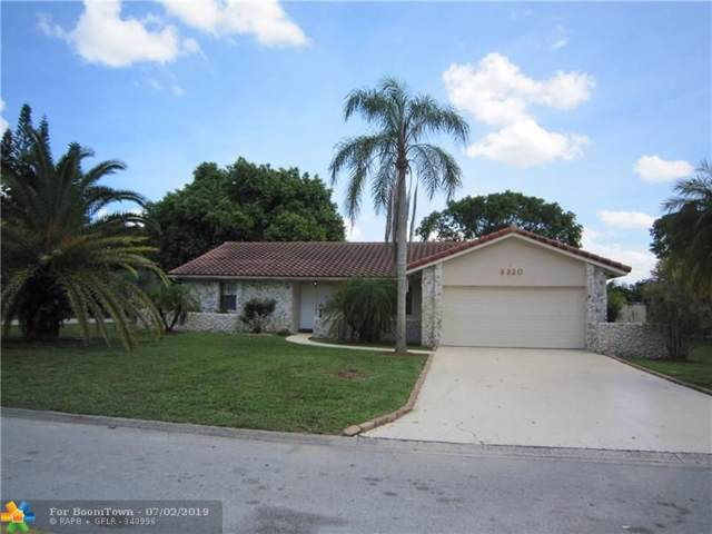 9320 NW 4th St, Coral Springs, FL 33071 (MLS #F10183464) :: Green Realty Properties