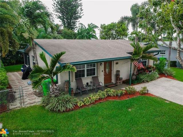 9630 NW 25th Ct, Sunrise, FL 33322 (MLS #F10183473) :: Green Realty Properties
