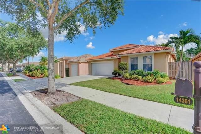 14361 N Royal Cove Circle, Davie, FL 33325 (MLS #F10183535) :: Green Realty Properties