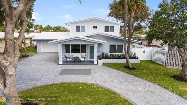 255 Corsair Ave, Lauderdale By The Sea, FL 33308 (MLS #F10183571) :: Green Realty Properties