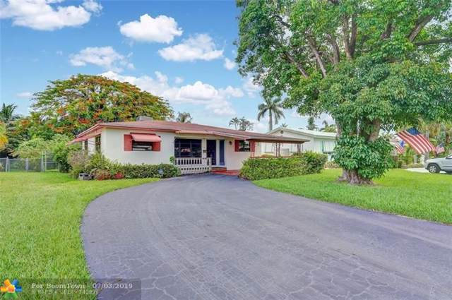 1522 Hayes St, Hollywood, FL 33020 (MLS #F10183581) :: Green Realty Properties