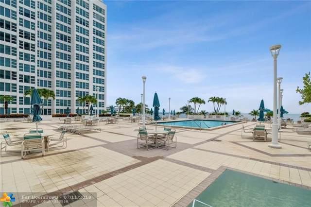 1620 S Ocean Blvd 8J, Pompano Beach, FL 33062 (MLS #F10183629) :: The O'Flaherty Team