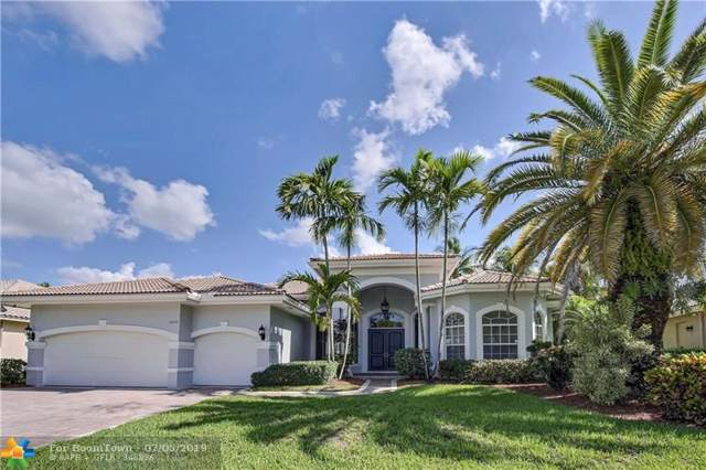 11091 Redhawk St, Plantation, FL 33324 (MLS #F10183809) :: The Paiz Group