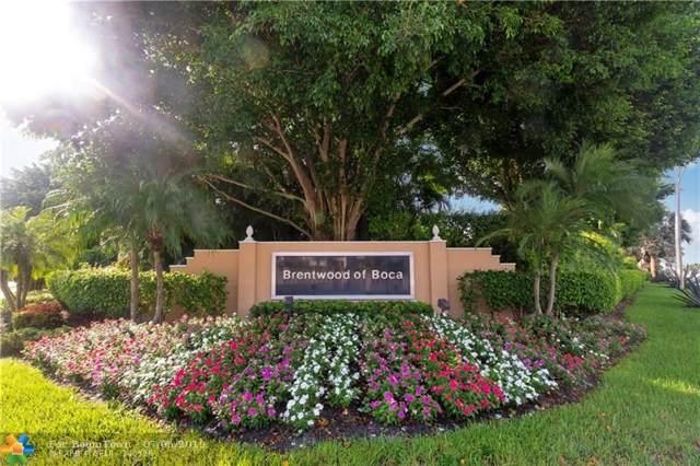 8200 Nadmar Ave, Boca Raton, FL 33434 (MLS #F10183810) :: Green Realty Properties