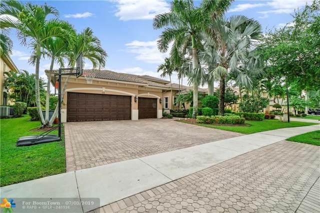 7658 NW 117th Ln, Parkland, FL 33076 (MLS #F10183817) :: Green Realty Properties